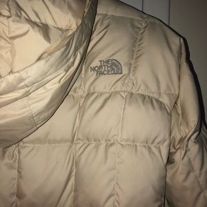 The North Face winter coat size small